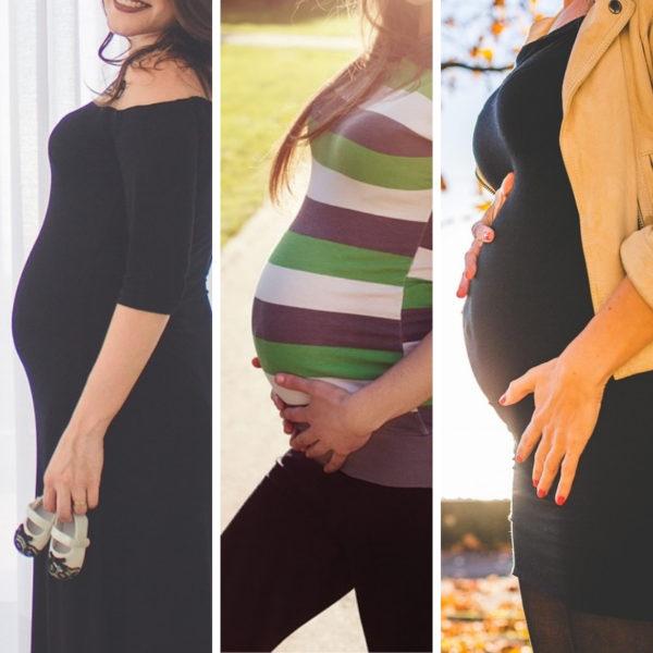 7 consigli per l'abbigliamento in gravidanza