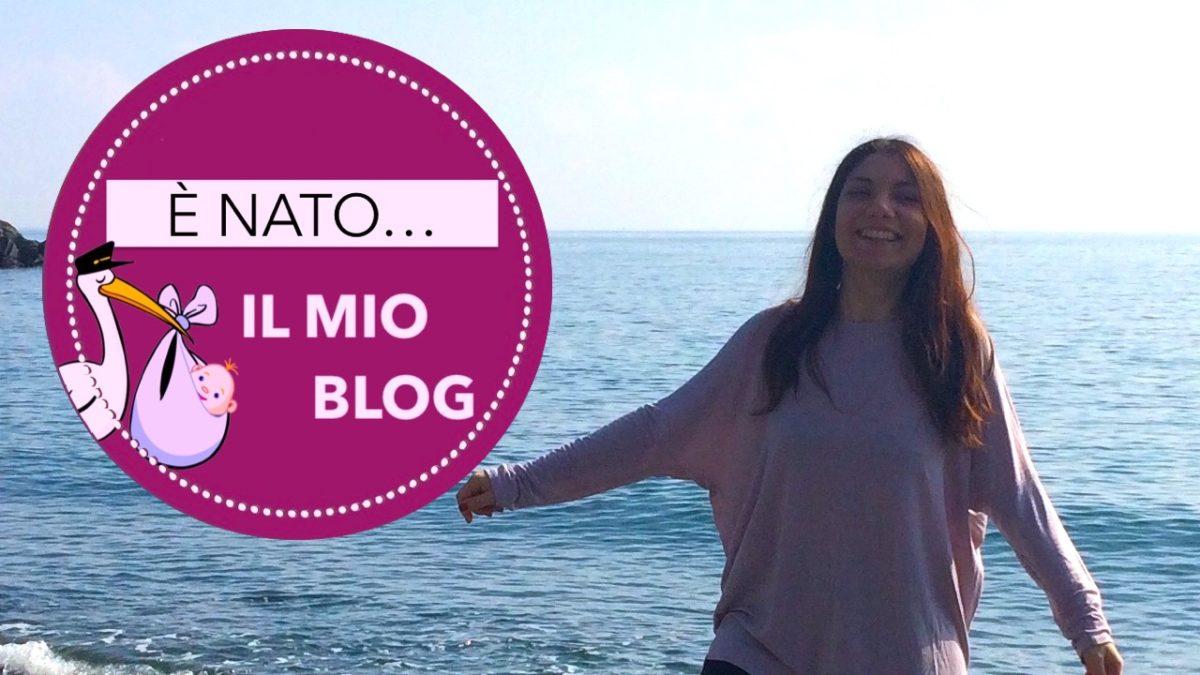 Benvenuta sul mio blog