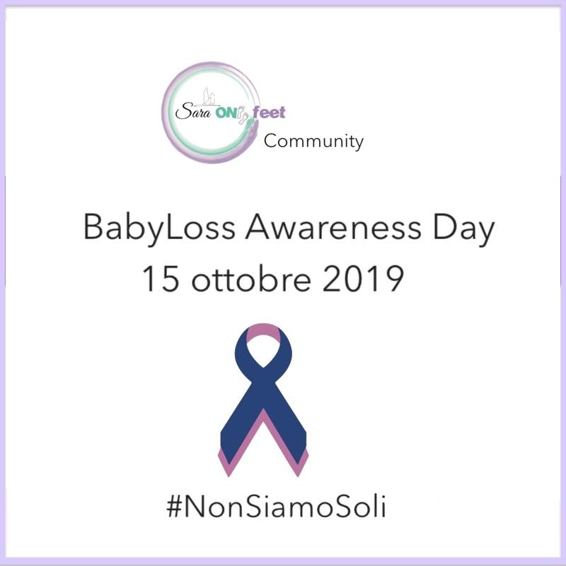 Partecipa al BabyLoss Day 2019