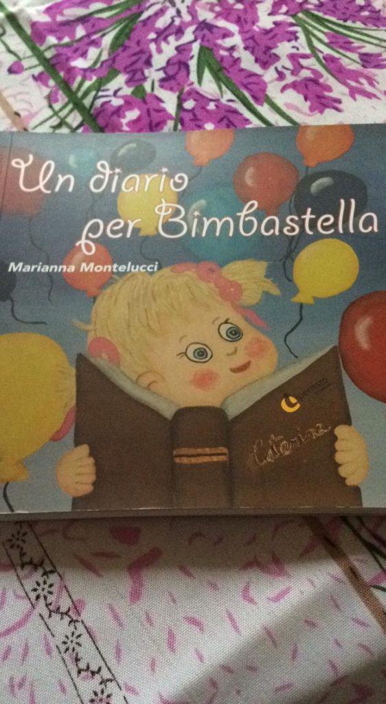 un diario per il primo anno di vita di Bimbastella Caterina
